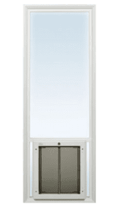 PlexiDor in French Door