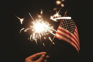 Fireworks and Keeping Your Dog Calm on the Fourth