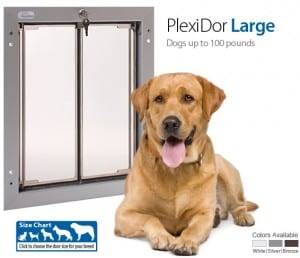 PlexiDor dog door