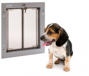 PlexiDor size Dog Door medium