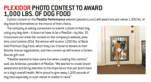 Plexidor photo contest in industry news