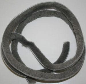Weatherseal for PlexiDor pet doors