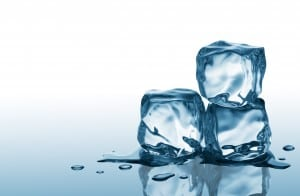 Ice does not cause bloat in dogs